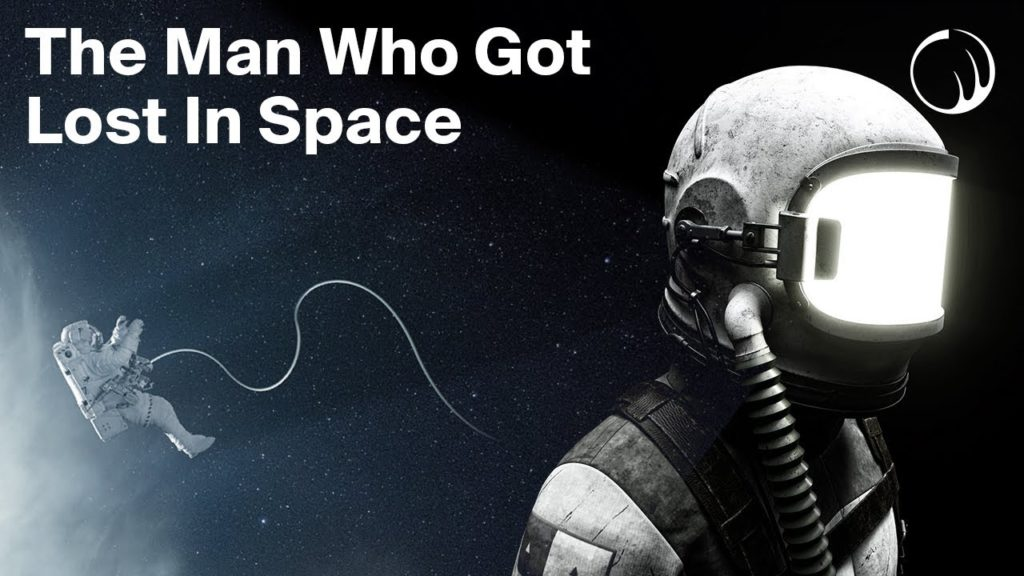 The Man Who Floated Away Into Space