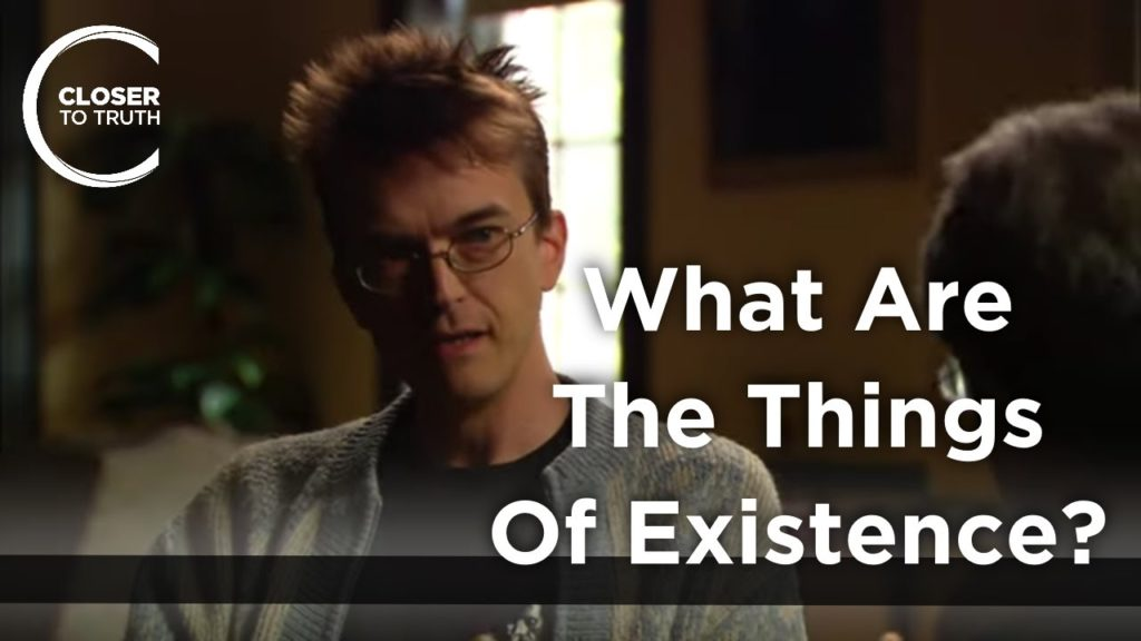 Dean Zimmerman - What Are The Things Of Existence?
