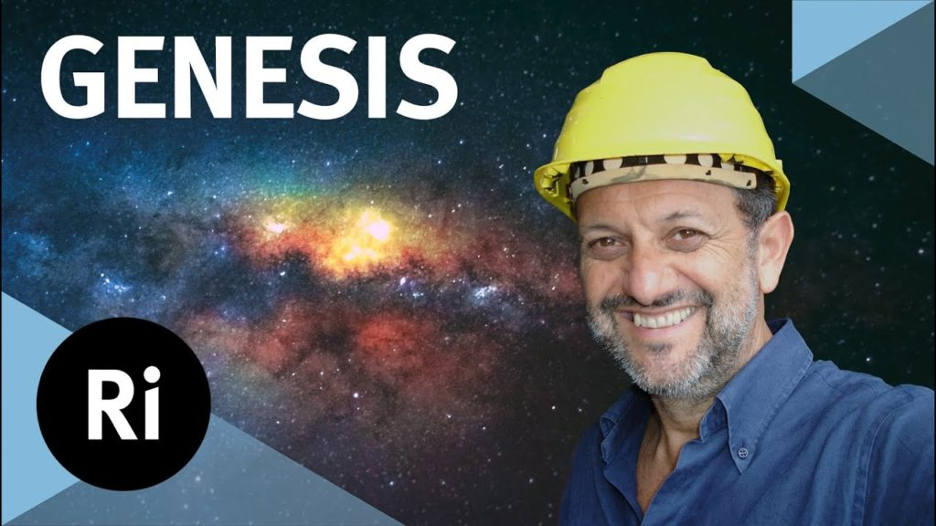 Did the Universe Spring from Chaos? - with Guido Tonelli