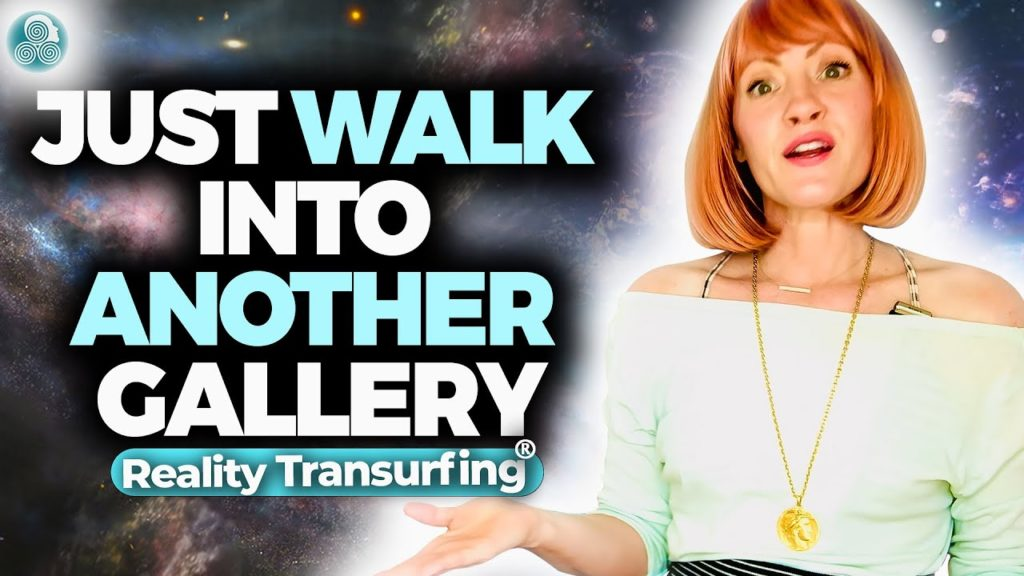 Thought Galleries With Reality Transurfing