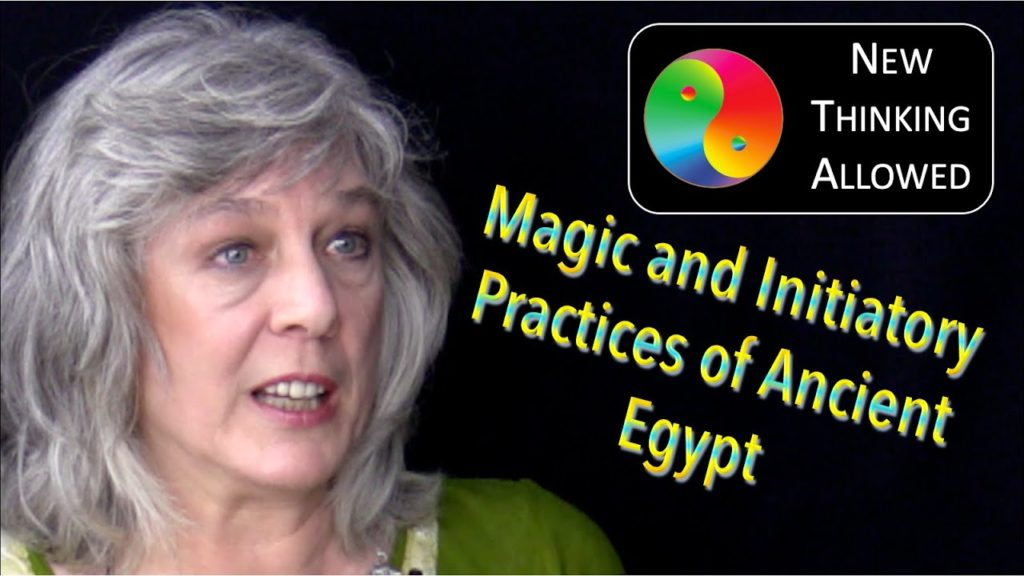 CLASSIC REBOOT: Magic and Initiatory Practices of Ancient Egypt with Normandi Ellis